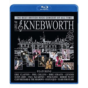 Live at Knebworth - Parts One, Two & Three ( Blu- Ray )